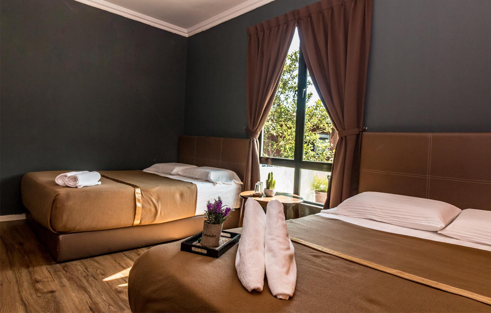 sulap 1.0 superior room